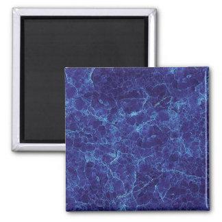MARBLE BLUE MAGNET