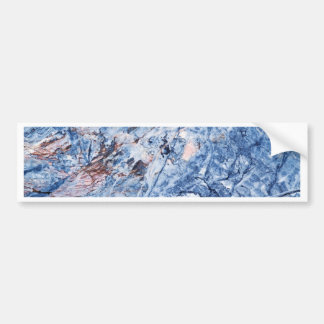 Marble Bumper Sticker