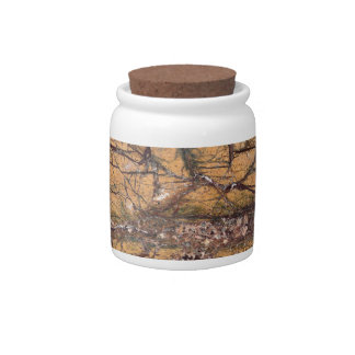 Marble Candy Jar
