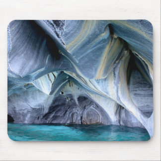 MARBLE CAVES 1 MOUSE PAD