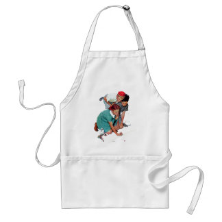 Marble Champion Adult Apron