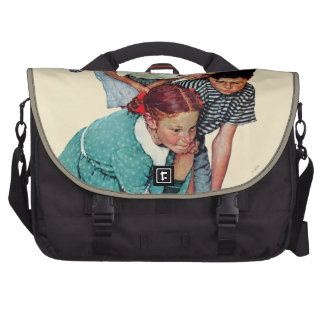Marble Champion Bag For Laptop