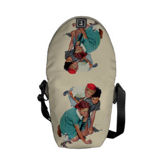 Marble Champion Courier Bags