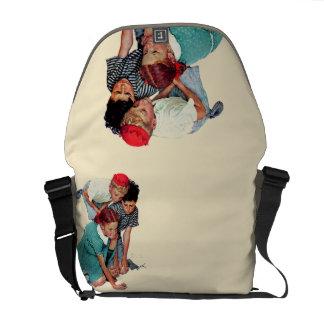 Marble Champion Messenger Bag