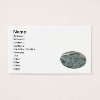 Marble Cheese Board Business Card