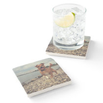 Marble Coaster with square images