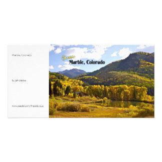 Marble, Colorado - Vintage Style Card
