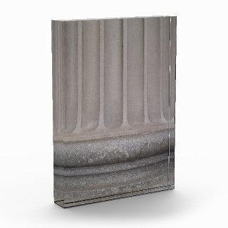 Marble Column Background Award
