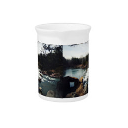 Marble Creek Beverage Pitcher