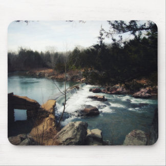 Marble Creek Mouse Pad