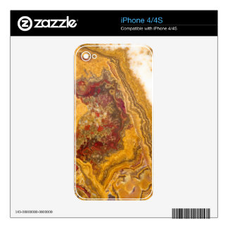Marble Decals For iPhone 4S