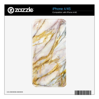 Marble Decals For The iPhone 4S