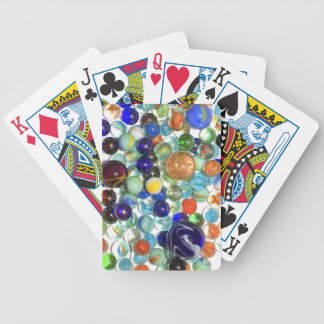 Marble Design Bicycle Playing Cards