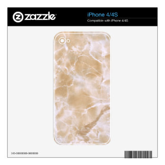 Marble Dream Decals For The iPhone 4S