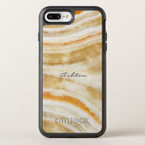 Marble Effect OtterBox  iPhone 8 Plus /7 Plus Case