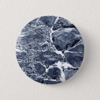 Marble effect pinback button