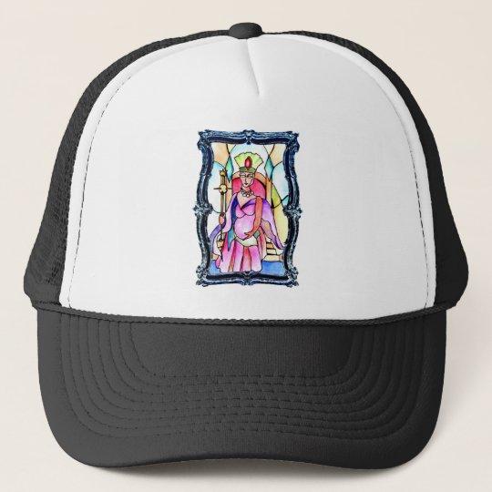 Marble Empress Trucker Hat