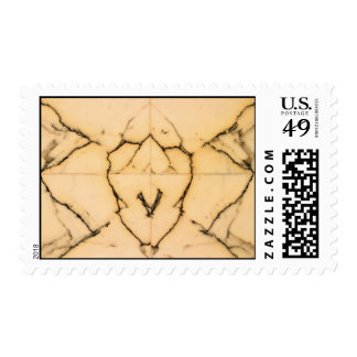 Marble Face Postage