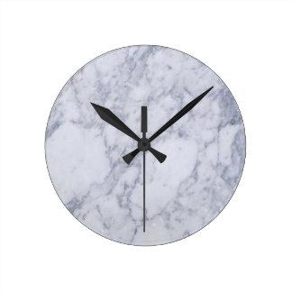 Marble Finish Clock