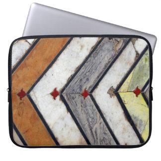 Marble Floor Laptop Sleeve