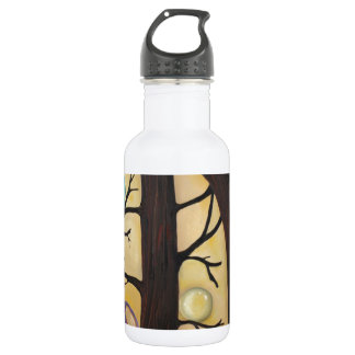Marble Forest 18oz Water Bottle