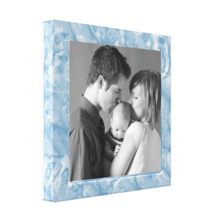 Marble Frame- CUSTOMIZE!! Gallery Wrap Canvas