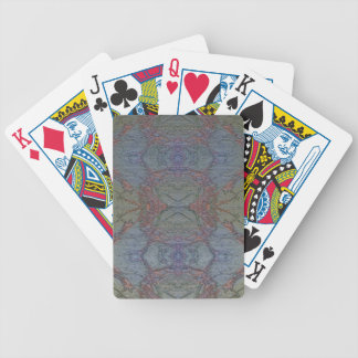 Marble FX BlueFoil Playing Cards