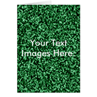 marble green temlate card
