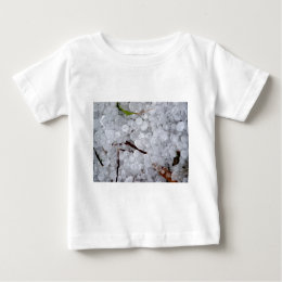 Marble Hail and Debris Baby T-Shirt