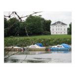 Marble Hill House, Twickenham, Middlesex, London Postcard