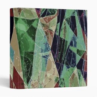 Marble Illusion Binder