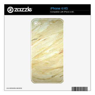 Marble iPhone 4S Decal