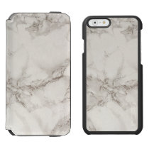 Marble iPhone 6/6s Wallet Case