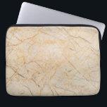 "Marble Laptop sleeve<br><div class=""desc"">Beautiful Marble Pattern Laptop sleeve. Elegant design.</div>"