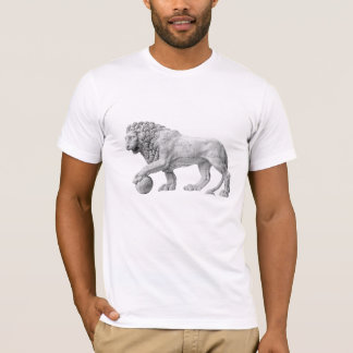 Marble Lion T-Shirt