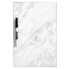 Marble Look Dry-erase Board at Zazzle