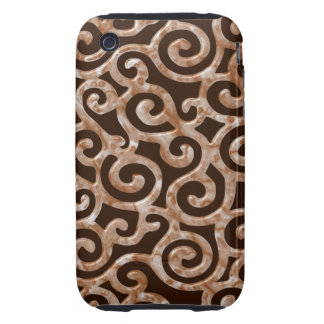 Marble Look iPhone 3G/3GS Case Tough iPhone 3 Cover