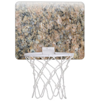 Marble Mini Basketball Goal Mini Basketball Hoop