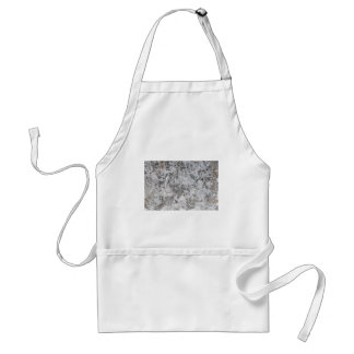 Marble mold texture adult apron