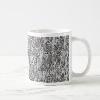 Marble mold texture pattern coffee mug