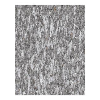 Marble mold texture pattern letterhead