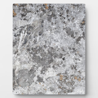 Marble mold texture plaque