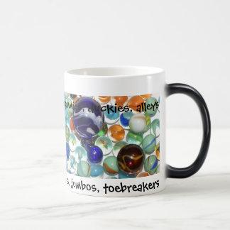 Marble Morphing Mug