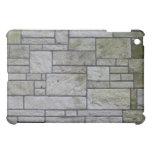 Marble mosaic wall iPad mini case