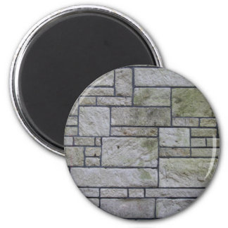 Marble mosaic wall magnet