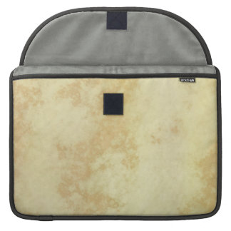 Marble or Granite Textured Sleeve For MacBook Pro