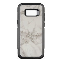 Marble OtterBox Commuter Samsung Galaxy S8  Case