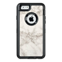 Marble OtterBox Defender iPhone Case