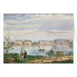 Marble Palace and Neva Embankment St. Card