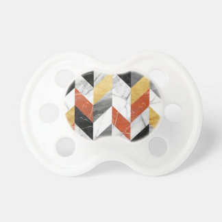 Marble pattern pacifier